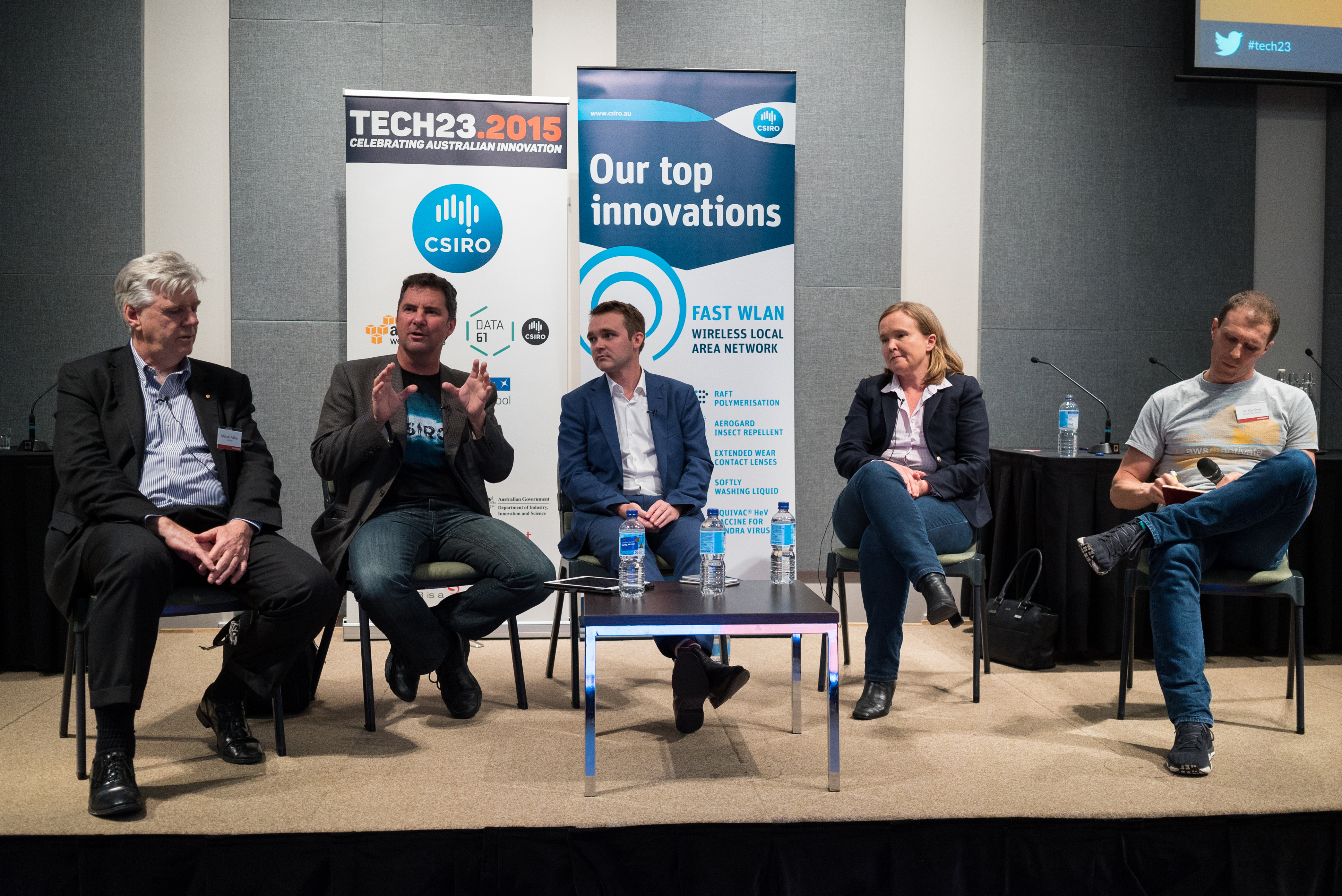 industry leaders tech